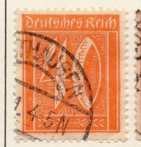 Germany 1921 (May) Weimar Rep. Fine Used 40pf. 119081