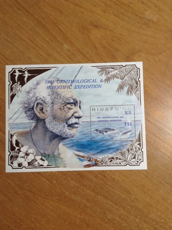 Niuafo'ou (Tonga)  # 139  MNH