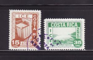 Costa Rica C439, C441 U Electrical Program (B)