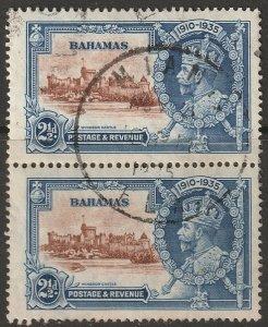 Bahamas 93 pair used