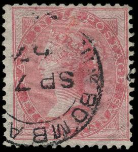 India Scott 25 Gibbons 65 Used Stamp