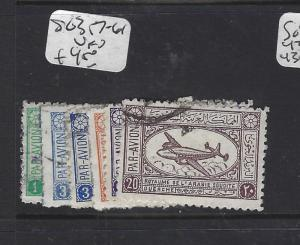 SAUDI ARABIA  (PP1801B) SG  367-3561   VFU