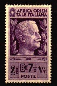 Italian East Africa Unused Hinged Scott 3