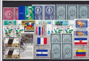 United Nations Stamps Ref 15721