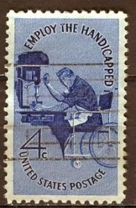 U.S.A.; 1960: Sc. # 1155: O/Used Cpl. Set