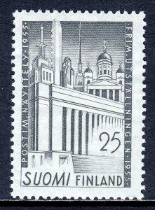 Finland - Scott #326 - MH - Horizontal creasing - SCV $12
