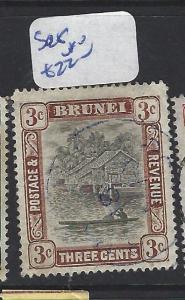 BRUNEI (P2309B)  3C  SG 25    VFU