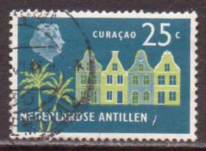 Netherlands Antilles   #249  used  (1958)