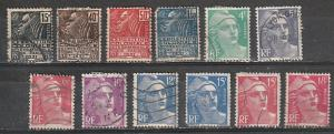 France Used Lot 10