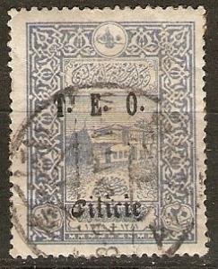 Cilicia 77 Cer 69 Used VF 1919 SCV $13.50