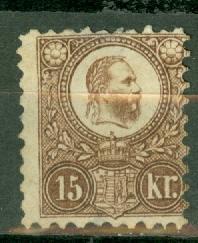 Hungary 11 mint thins CV $475