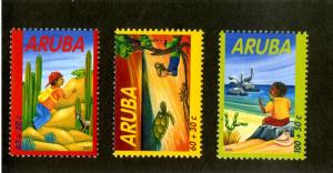 ARUBA B67-9 MNH SCV $6.50 BIN $3.25
