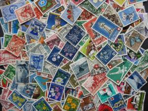 Switzerland 210 different U semipostals, nice!
