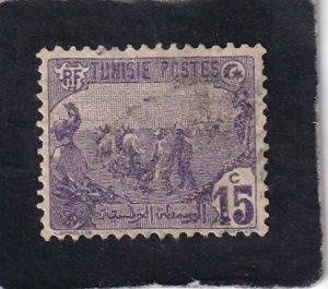Tunisia     #       36      used
