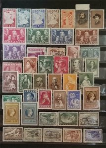 GREECE Early Stamp Lot MH OG T11131