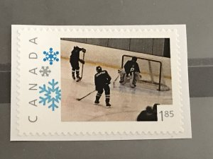 Canada Post Picture Postage * Hockey Players in Action* *$1.85* denomination