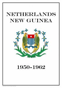 NETHERLANDS NEW GUINEA 1950-1962 PDF (DIGITAL) STAMP ALBUM PAGES