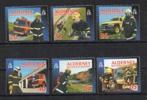ALDERNEY - 2004 - SOCIAL SERVICES - FIRE FIGHTING -