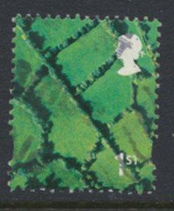 Northern Ireland GB  Regional SG NI90 1st Fields  2001  SC# 13 Used