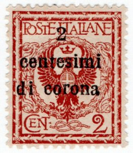 (I.B) Austria Postal : Occupation of Italy 2c overprint (Venezia-Giulia)