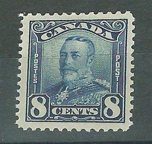 Canada 154  Mint VF 1928 PD