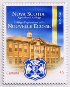 Canada Mint VF-NH #2089 Agricultural College