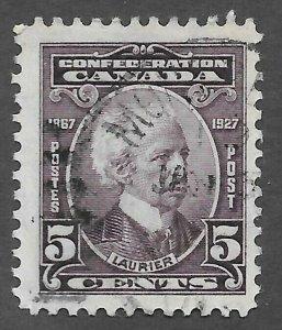 Canada (1927) - Scott # 144,   Used