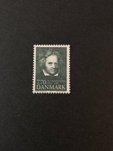 Denmark 1989 #876 MNH CV $3