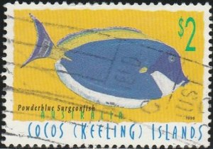 Cocos (Keeling) Islands, #315 Used From 1995-97