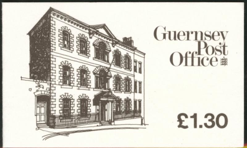 Guernsey Post Office 1.30