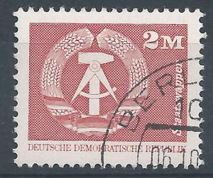 Germany DDR #1443 2m Coat of Arms of DDR