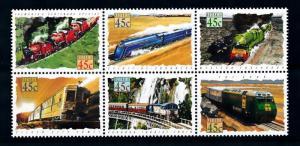 [73474] Australia 1993 Railway Train Eisenbahn  MNH
