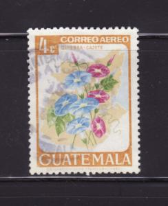Guatemala C352 U Flowers, Morning Glory