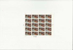 US Stamps/Postage/Sheet Sc #3148 Bear Bryant-football coach MNH F-VF OG FV $6.40