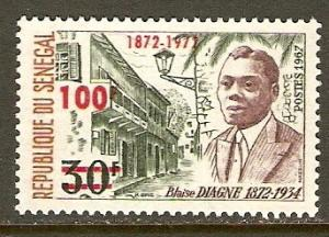 Senegal #380 NH Diagne