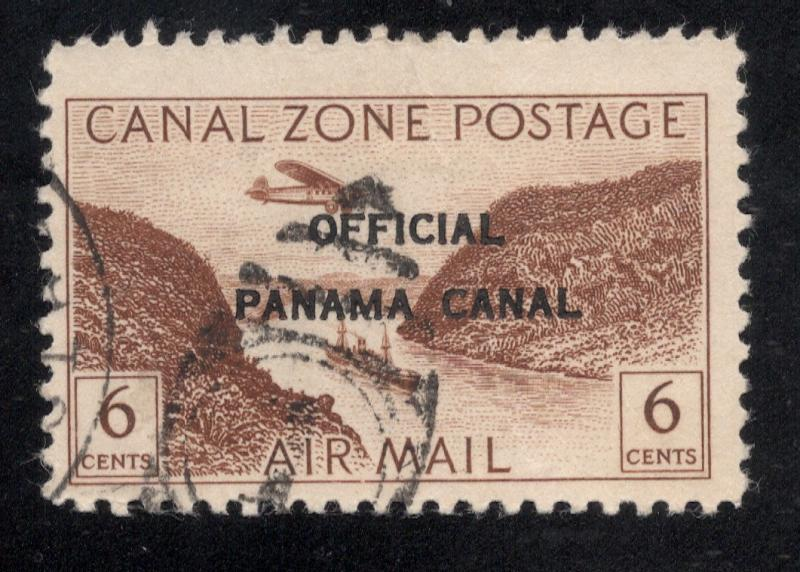 CZ#CO14 Air Post Official - Postally Used - Without Overprint