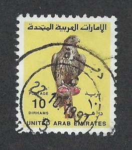 UNITED ARAB EMIRATES SC# 311 F-VF U 1990