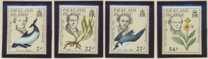 Falkland Islands Stamps Scott #433 To 436, Mint Never Hinged - Free U.S. Ship...