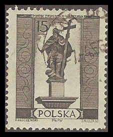 Poland 670 Used VF
