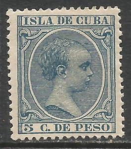 CUBA 146 MOG PELON E22-1