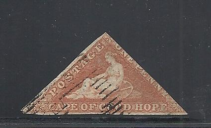 Cape of Good Hope #1 used cv $400.00