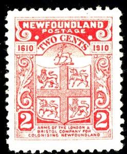 Newfoundland #88 MINT OG LH