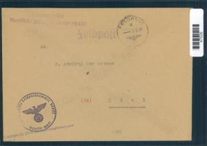 3rd Reich Kriegsmarine Navy Greece Attika Feldpost 47026