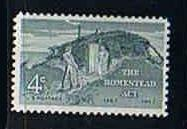 Scott #1198  MNH Homestead Act