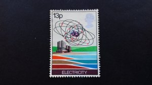 Great Britain 1978 British Wealth of Energy Resources Used