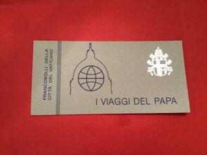 Vatican   unused Stamp Booklet R36700