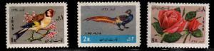 IRAN Scott 1505-1507 MNH** 1969 Novrooz set