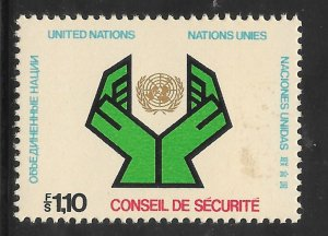 United Nations Mint Never Hinged  [9406]