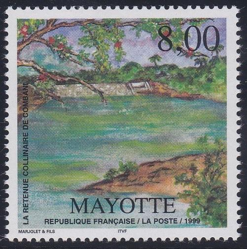 Mayotte 120 MNH (1999)