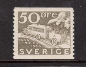 Sweden #260 VF/NH